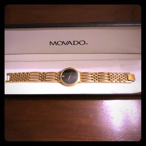 Movado Esperanza Yellow Gold Men's Watch